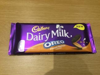 Dairy Milk PB Oreo