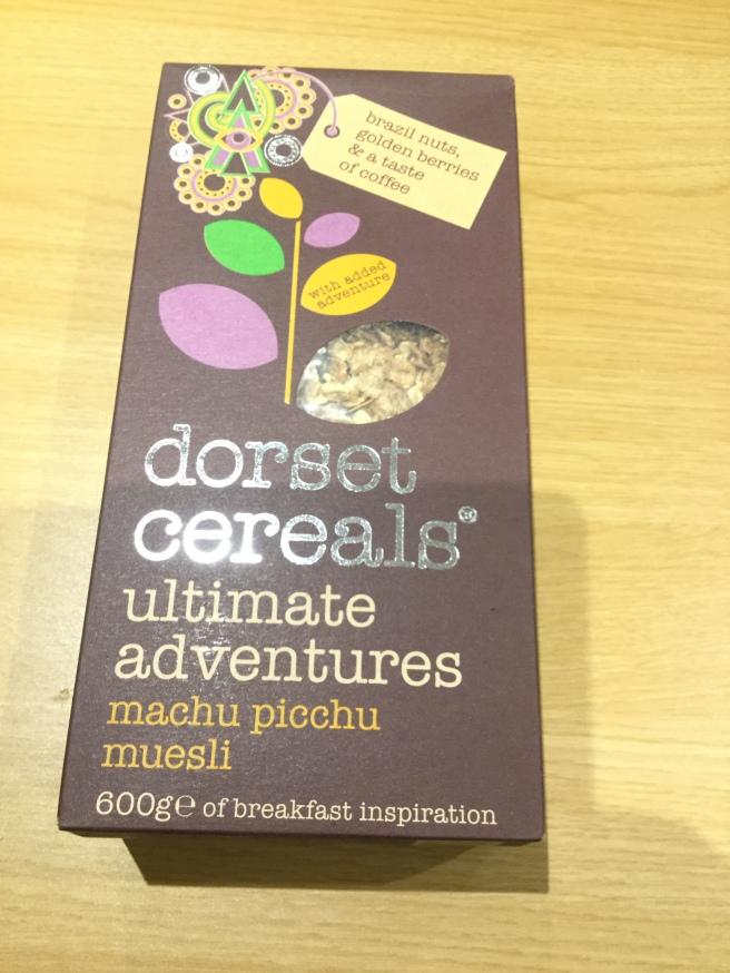 4. Dorset Cereals