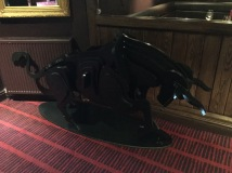 5. Bull sculpture 5