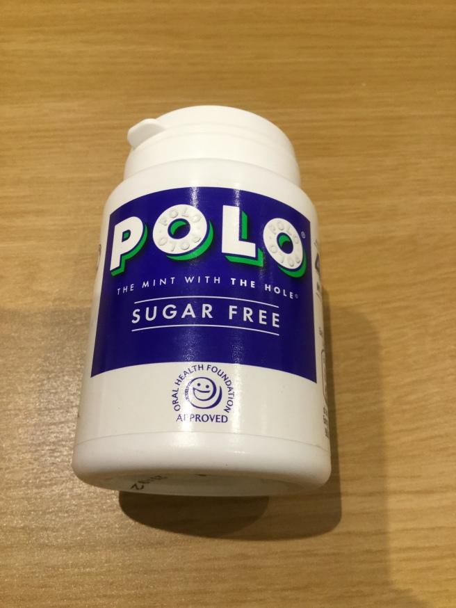 7. Polo Sugar Free