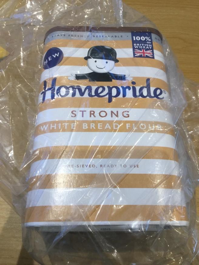 Hompride bread flour