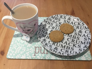 11. Cookies and Tea 2
