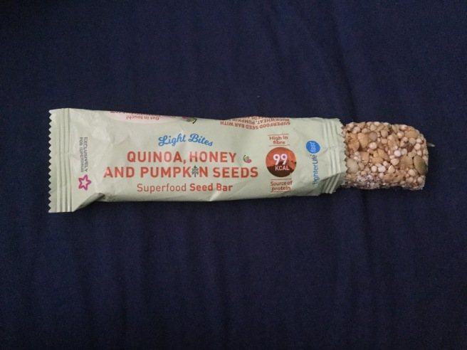 22. Light Bites super seed bar