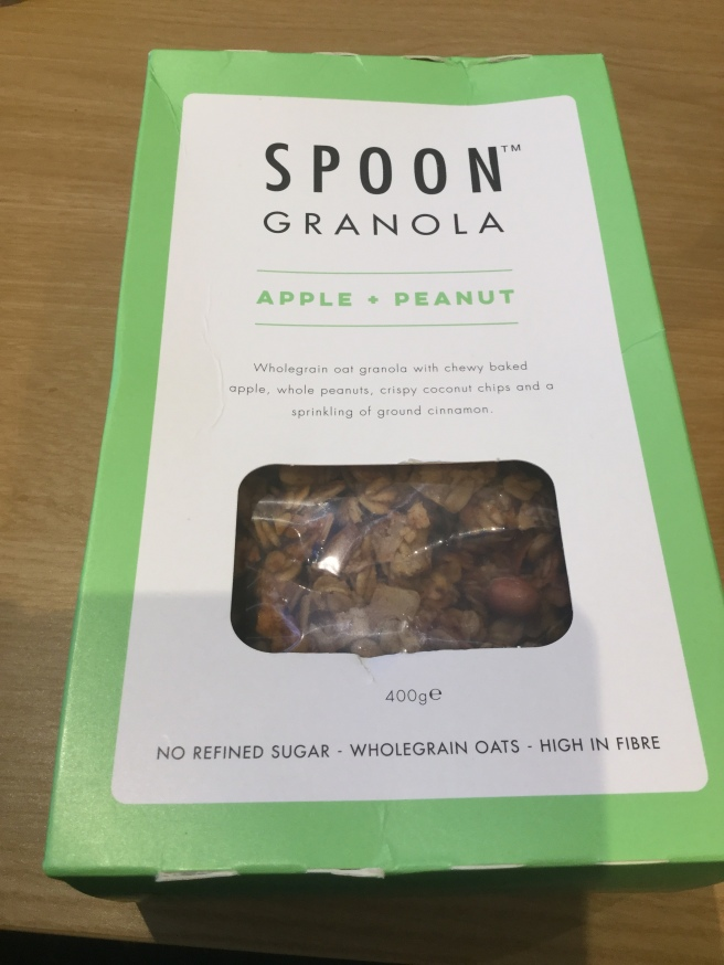 8. Spoon Granola