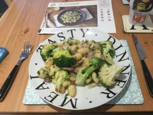 Gnocchi final dish 2