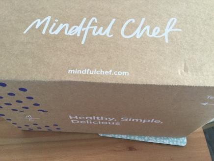 1. Mindful Chef box 1