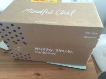 2. Mindful Chef box 2