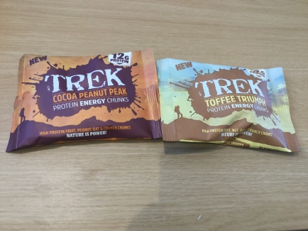 12. Trek energy chunks