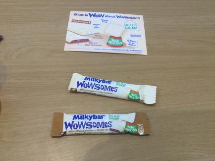 3. Milkybar Wowsomes