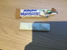 30. Milkybar Wowsomes Milk 1