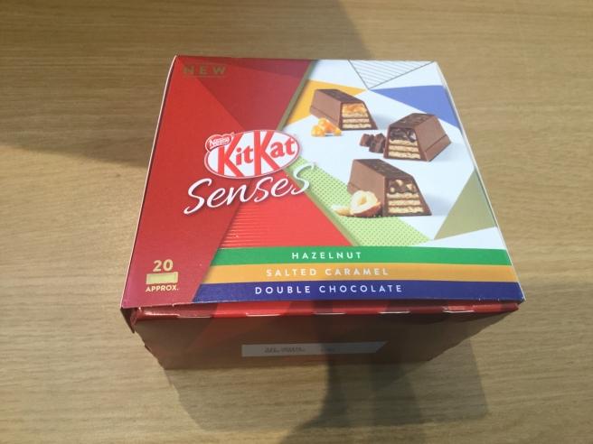 2. Kit Kat Senses 1