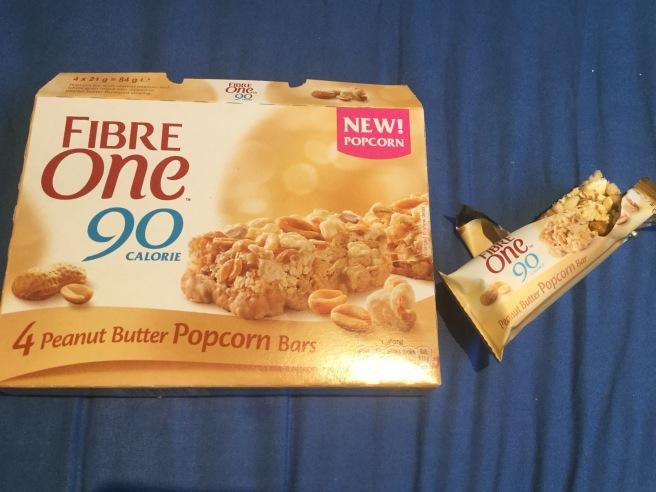 Fibre One 90 PB Popcorn