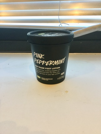 Lush Pink Peppermint 1