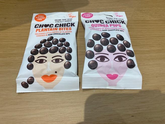 Choc Chick 1
