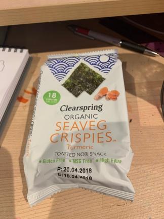 Seaveg Crispies 2