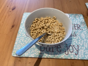 Oat Cheerios 2