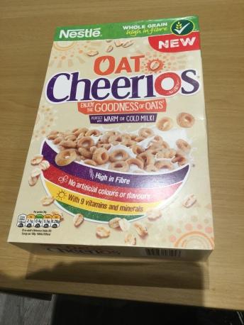 Oat Cheerios