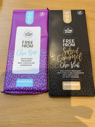 Free From Kitchen choc bars