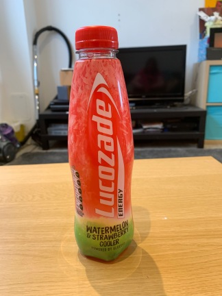 Lucozade Watermelon and Strawberry 1