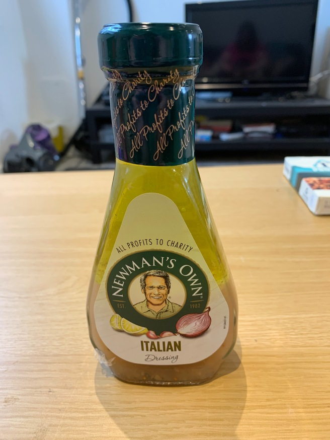 Newman's Own Italian Dressing