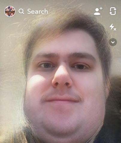 Snapchat Gender Swap iPad