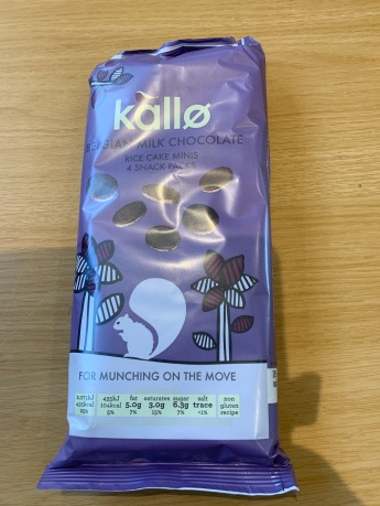 Kallo Chocolate Rice Cakes