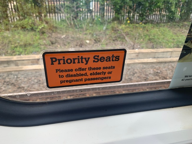 Newcastle Metro Priority Seats