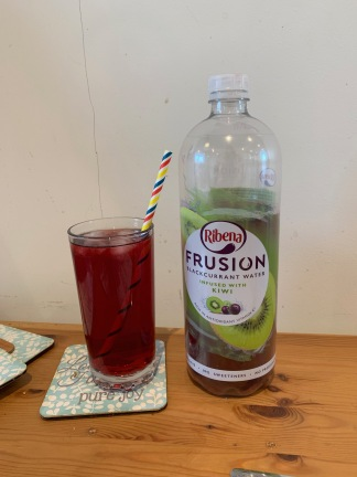 Ribena Fruision Kiwi 2