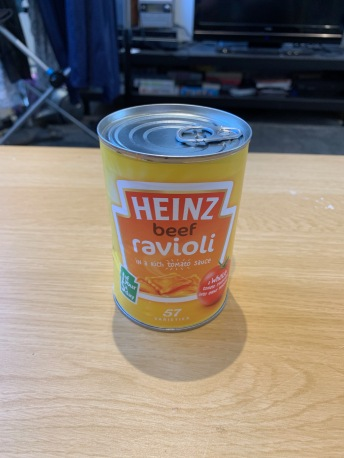 13. Heinz Beef Ravioli 1