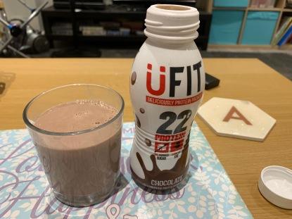18. U Fit Protein Shake 2
