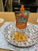 29. Jelly Squeeze Orange