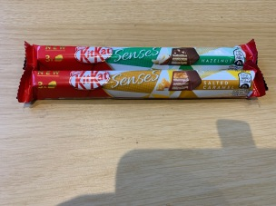 6. Kit Kat Senses