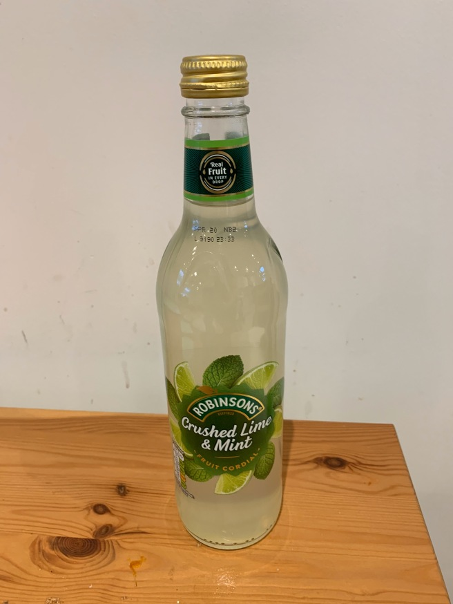 43. Crushed Lime and Mint