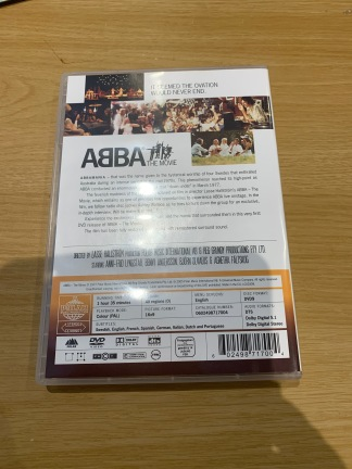 47. ABBA Movie 2