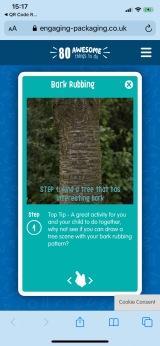 Bark Rubbing 4