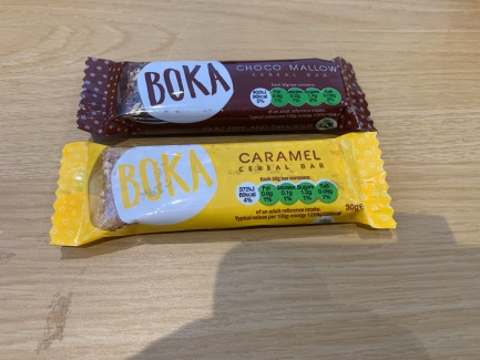 Boka Cereal Bars