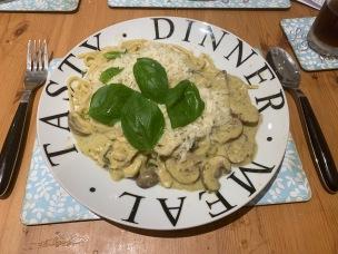 One pot chicken pasta 2