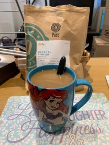 Pact Coffee Ariel mug