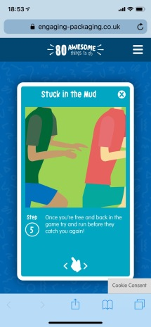 Stuck in the Mud step 5