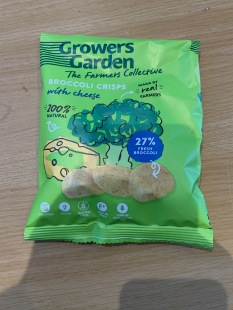 Growers Garden Broccoli Crisps 1