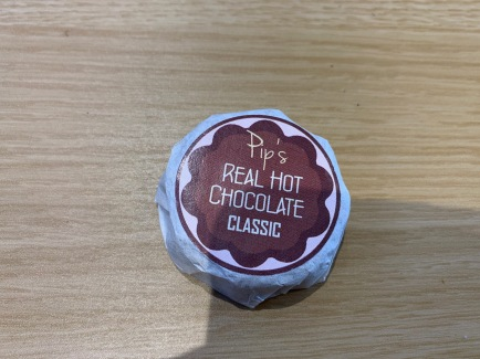Pip's Real Hot Chocolate 1