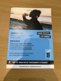 Upbeat flyer 2