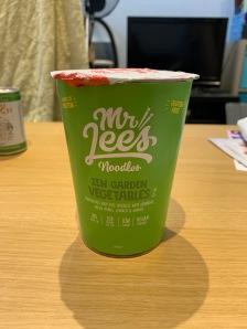 Mr Lee's Noodles 1