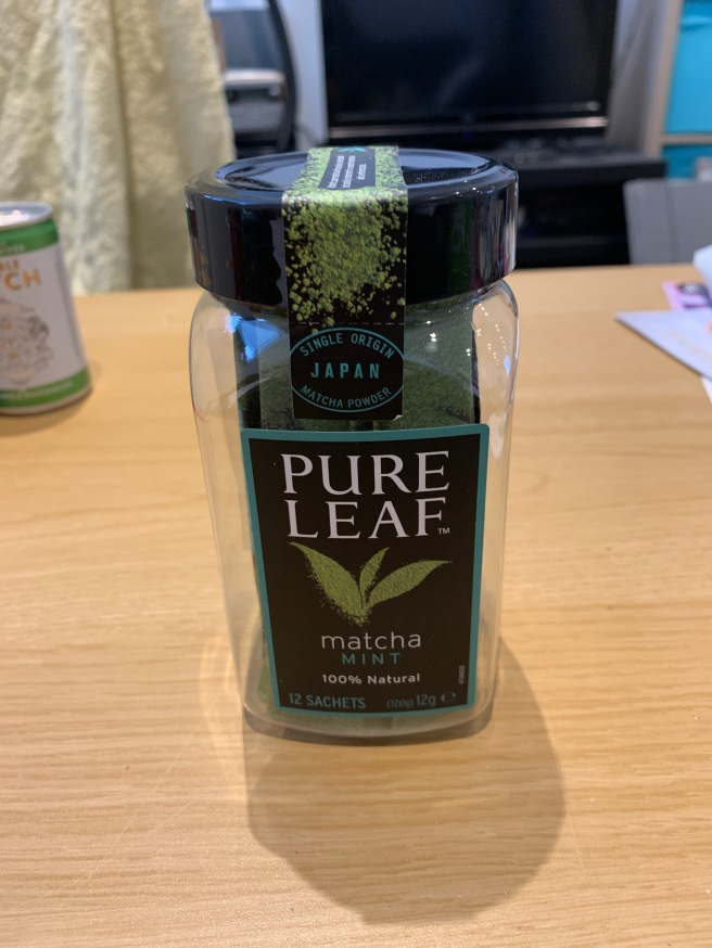 Pure Leaf Matcha Mint