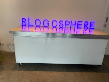 1. Blogosphere sign