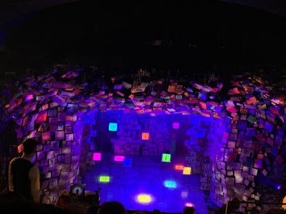 13. Matilda stage