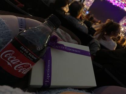 14. Coke Zero and Chocolates