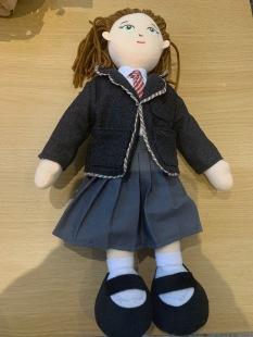 17.Matilda doll