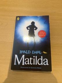 19. Matilda book