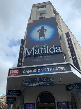 8. Cambridge Theatre 1
